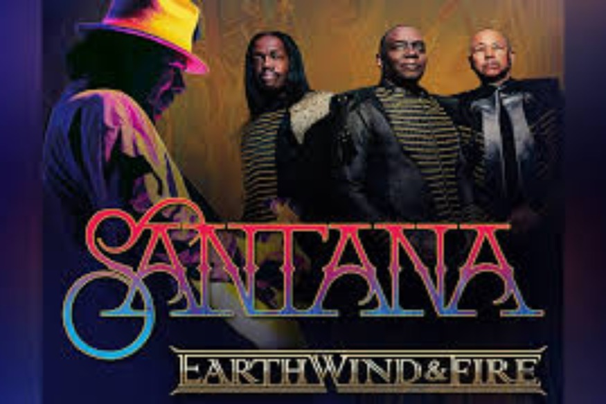 Earth Wind & Fire & Santana tour rescheduled